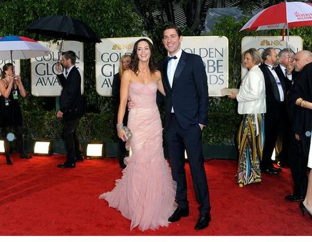 GOLDEN GLOBES 2010 COVERAGE: The Stars Take to the Red Carpet including Tom Ford, Julianne Moore, Sandra Bullock, Toni Collette and More