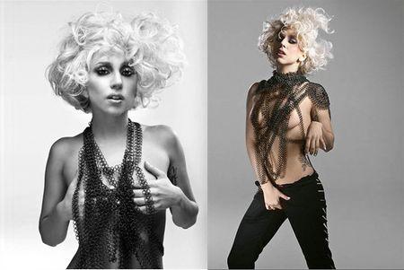 Lady Gaga Q Magazine. Q MAGAZINE: Lady Gaga in quot;Gaga