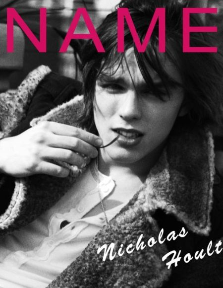 NAME MAGAZINE New Magazine by Kai Z Feng. Nicholas Hoult Image Amplified www.imageamplified (7)
