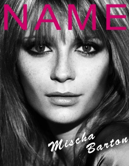 NAME MAGAZINE New Magazine by Kai Z Feng. Mischa Barton Image Amplified www.imageamplified (9)