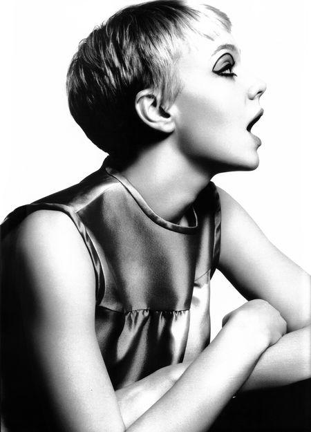 WONDERLAND MAGAZINE Carey Mulligan by Ben Weller. Image Amplified www.imageamplified (1)