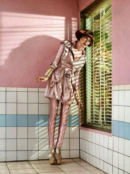 HARPER'S BAZAAR SINGAPORE Milla Jovovich by Simon Upton. Image Amplified www.imageamplified (3)