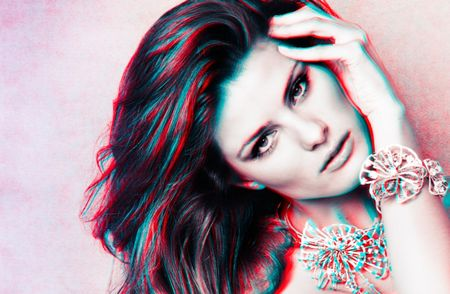 VOGUE MEXICO Isabeli Fontana in 3D by Jacques Dequeker. Image Amplified www.imageamplified (3)