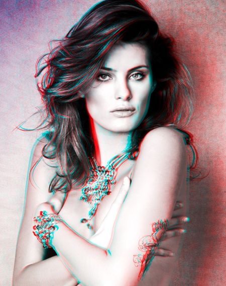 VOGUE MEXICO Isabeli Fontana in 3D by Jacques Dequeker. Image Amplified www.imageamplified (5)
