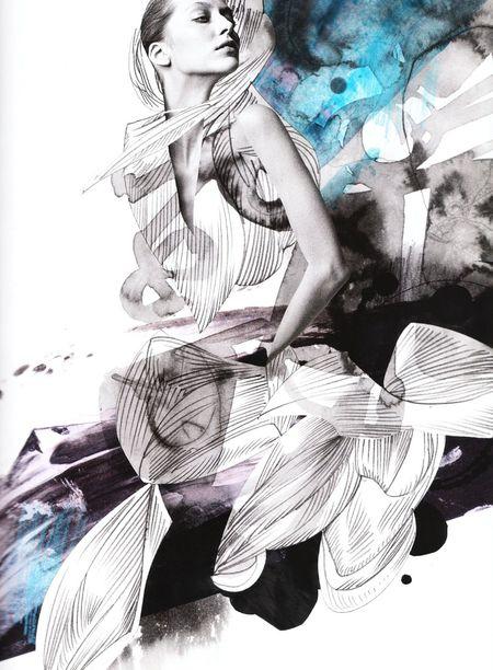 25 MAGAZINE Defragmention Of Beauty by Marcin Tyszka. Image Amplified www.imageamplified (6)