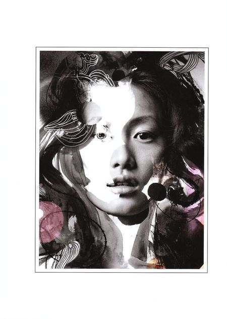 25 MAGAZINE Defragmention Of Beauty by Marcin Tyszka. Image Amplified www.imageamplified (18