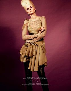THE BLOCK MAGAZINE Tasha Tilberg in Madame X by Benny Horne. Image Amplified www.imageamplified (2)