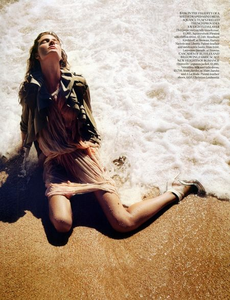 VOGUE UK Constance Jablonski in From Sheer to Eternity by Regan Cameron. Image Amplified www.imageamplified (7)