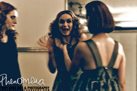 BEHIND THE SCENES: Phenomena A Tribute to Alexander McQueen by Troy Wise