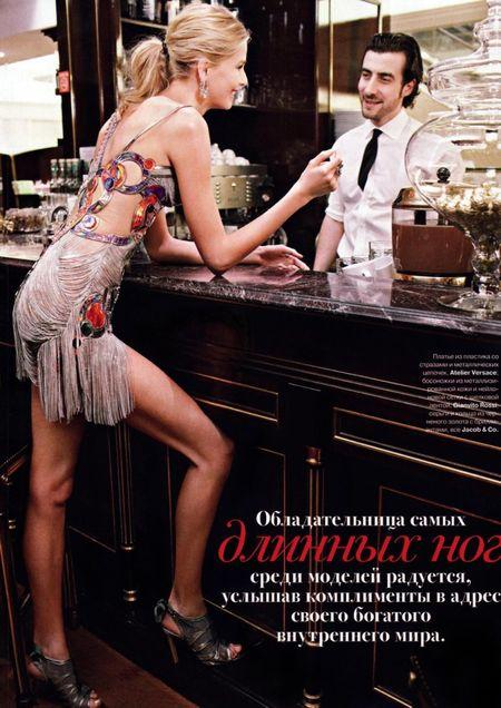 TATLER RUSSIA Hana Soukupova by Arthur Elgort. Image Amplified www.imageamplified (8)