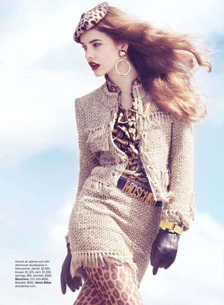 HARPER'S BAZAAR Barbara Palvin in New Collections Preview by Benjamin Alexander Huseby. Image Amplified www.imageamplified (6)