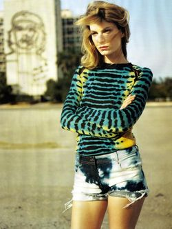 VOGUE UK Angela Lindvall in Viva Cuba by Tom Craig. www.imageamplified.com, Image Amplified (5)