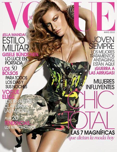 PREVIEW Gisele Bundchen in Vogue Mexico by Nino Muñoz. www.imageamplified.com, Image Amlified