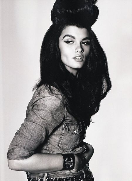 TUSH MAGAZINE Crystal Renn in Size Matters by Armin Morbach. www.imagemaplified.com, Image Amplified (4)
