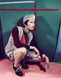 INTERVIEW MAGAZINE Prepster in the Sun by Gregory Harris. www.imageamplified.com, Image Amplified (6)