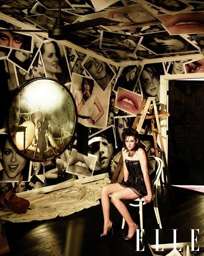 ELLE MAGAZINE Kristen Stewart by Carter Smith. www.imageamplified.com, Image Amplified (2)
