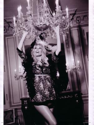 VOGUE GERMANY Claudia Schiffer in Blondshell! Ellen von Unwerth. www.imageamplified.com, Image Amplified (9)
