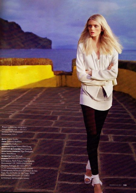 ELLE RUSSIA Isa Asklof in All the White colour by Marcin Tyszka. www.imageamplified.com, Image Amplified (9)