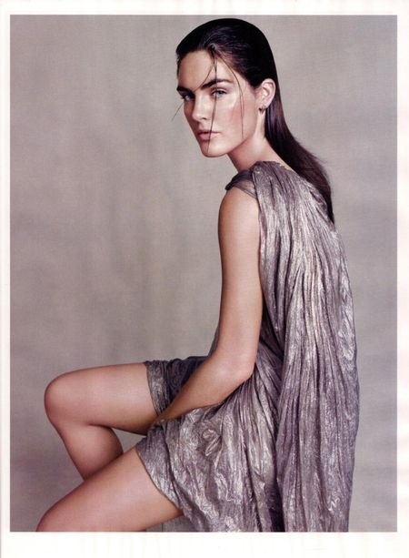 HARPER'S BAZAAR UK Hilary Rhoda in Goddess Complex by Paola Kudacki. www.imageamplified.com, Image Amplified (2)