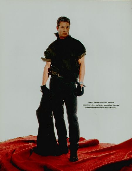 TIME CAPSULE Dark Glamour for Mondo Uomo FallWinter 1994 by Nunzio de Martino. www.imageamplified.com, Image Amplified (1)