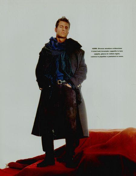 TIME CAPSULE Dark Glamour for Mondo Uomo FallWinter 1994 by Nunzio de Martino. www.imageamplified.com, Image Amplified (3)