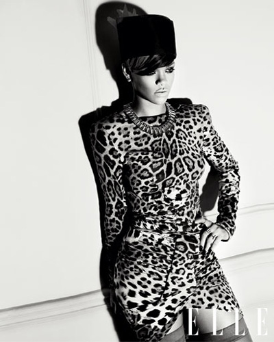 ELLE MAGAZINE Rihanna by Tom Munro. www.imageamplified.com, Image Amplified (3)