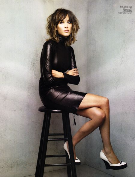 VOGUE CHINA Alexa Chung in Retro Modern by Patrick Demarchelier. www.imageamplified.com, Image Amplified (5)