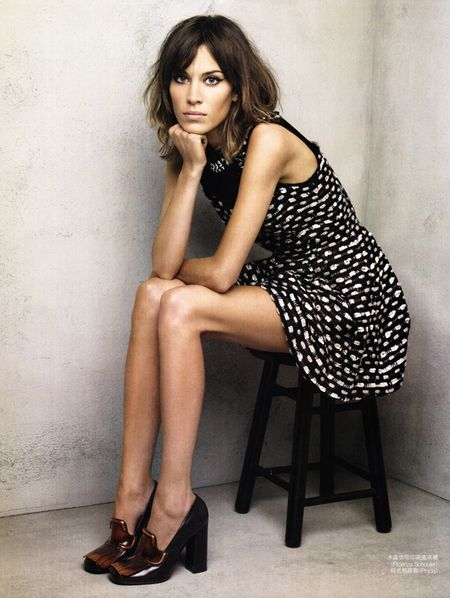 VOGUE CHINA Alexa Chung in Retro Modern by Patrick Demarchelier. www.imageamplified.com, Image Amplified (2)