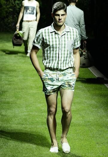 MILAN FASHION WEEK Dolce & Gabanna Men's RTW Spring 2011 by Mauricio Miranda. www.imageamplified.com, Image Amplified (8)