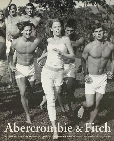 TIME CAPSULE Abercrombie & Fitch FallWinter 1998 by Bruce Weber. www.imageamplified.com, Image Amplified (4)