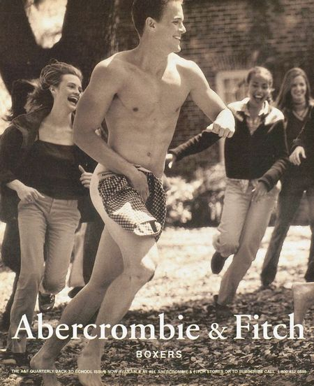 TIME CAPSULE Abercrombie & Fitch FallWinter 1998 by Bruce Weber. www.imageamplified.com, Image Amplified (1)