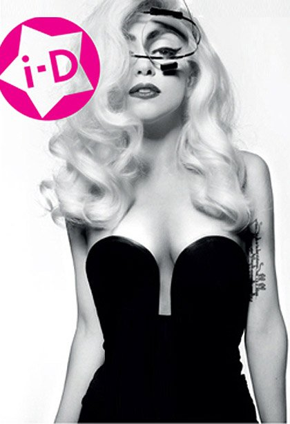 PREVIEW Lady Gaga for i-D Magazine Pre-Fall 2010 by Nick Night. www.imageamplified.comd, Image Amplified (1)