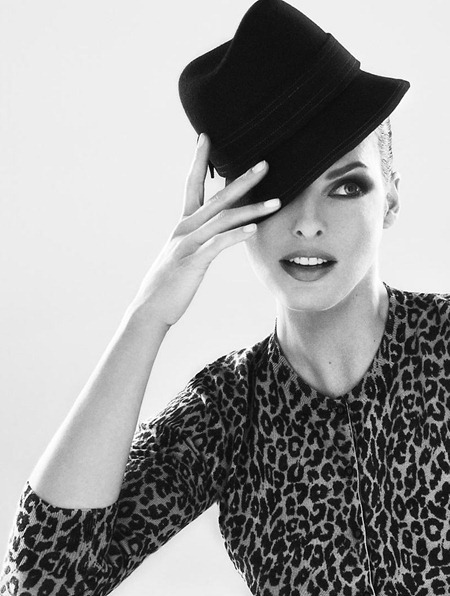 CAMPAIGN Linda Evangelista for Talbots Fall 2010 by Mert & Marcus. www.imageamplified.com, Image Amplified (1)