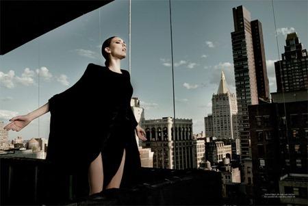 DRESS TO KILL MAGAZINE Irina Vodolazova & Heather in New York Spirit by Karine Basilio. Tammy Eckenswiller. www.imageamplified.com, Image Amplified (4)