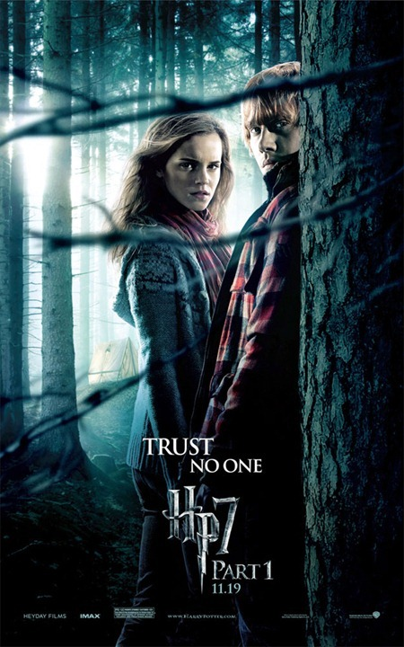 UPCOMING MOVIES Harry Potter and the Deathly Hallows Part 1, Starring Daniel Radcliffe, Emma Watson & Rupert Grint Out November 19, 2010 (4)