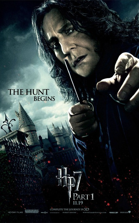 UPCOMING MOVIES Harry Potter and the Deathly Hallows Part 1, Starring Daniel Radcliffe, Emma Watson & Rupert Grint Out November 19, 2010 (10)