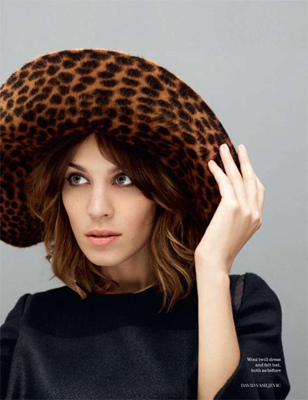 ELLE UK Alexa Chung in The Accidental Stylist by David Vasiljevic. Anne-Marie Curtis, November 2010, www.imageamplified.com, Image Amplified (7)