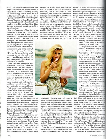 VOGUE UK Lara Stone in Soft Focus Brighton Rock by Alasdair McLellan. Kate Phelan, November 2010, www.imageamplified.com, Image Amplified (1)