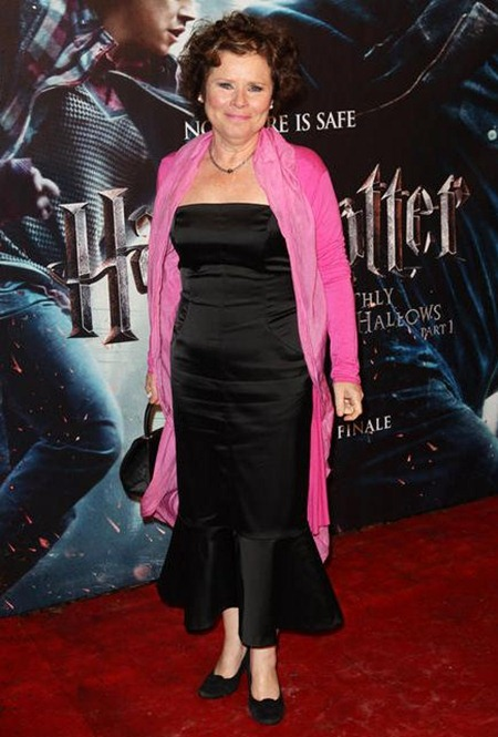 RED CARPET MOVIE PREMIERE Harry Potter And The Deathly Hallows Part 1 World Film Premiere at Odeon Leicester Square on November 11, 2010 in London, England. www.imageamplified.com, Image Amplified (29)