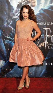 RED CARPET MOVIE PREMIERE Harry Potter And The Deathly Hallows Part 1 World Film Premiere at Odeon Leicester Square on November 11, 2010 in London, England. www.imageamplified.com, Image Amplified (26)