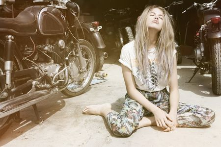 FASHION PHOTOGRAPHY Hailey Clauson in You Ain't Got Nothing But Nothing to Lose by Jason Lee Parry. Image Amplified www.imageamplified (2)