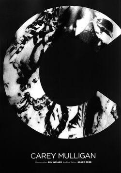 WONDERLAND MAGAZINE Carey Mulligan by Ben Weller. Image Amplified www.imageamplified (8)