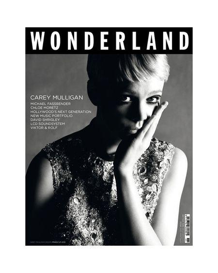 WONDERLAND MAGAZINE Carey Mulligan by Ben Weller. Image Amplified www.imageamplified (7)