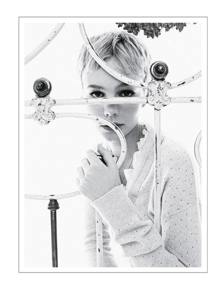 INTERVIEW MAGAZINE Carey Mulligan by Mikael Jansson. Image Amplified www.imageamplified (7)
