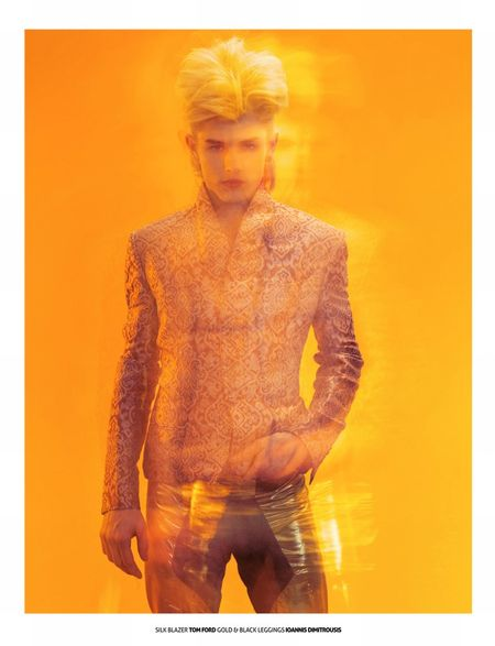 THE ONES2WATCH MAGAZINE Luke Worrall in Amber by Dimitris Theocharis. Image Amplified www.imageamplified (3)