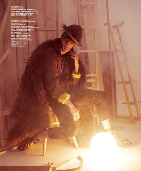 V MAN MAGAZINE Mathias Lauridsen in Once Upon A Time by Benjamin Alexander Huseby. Image Amplified www.imageamplified (5)