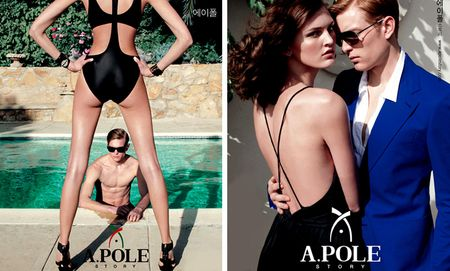 CAMPAING Will Defiel for A.Pole Spring 2010 by Horst Diekgerdes. Image Amplified www.imageamplified (1)