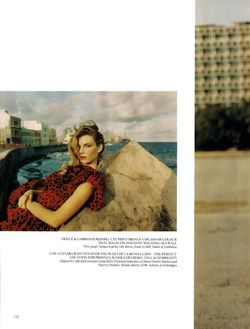 VOGUE UK Angela Lindvall in Viva Cuba by Tom Craig. www.imageamplified.com, Image Amplified (6)