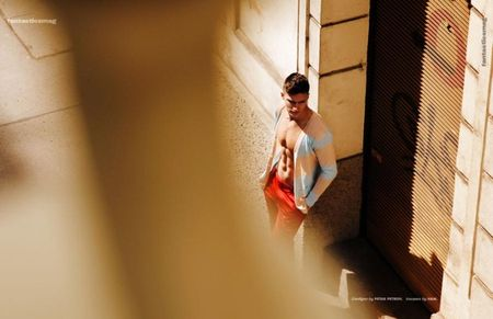 FANTASTICSMAG Mario Loncarski in Looker by Kosmas Pavlos. www.imageamplified.com Image Amplified (12)