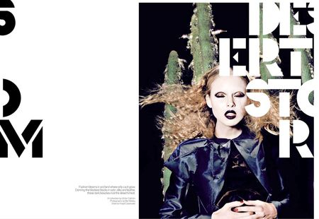 LUSH MAGAZINE Annick & Karina Bartkevica in Desert Storm by Mar Mateu. www.imageamplified.com, Image Amplified (4)
